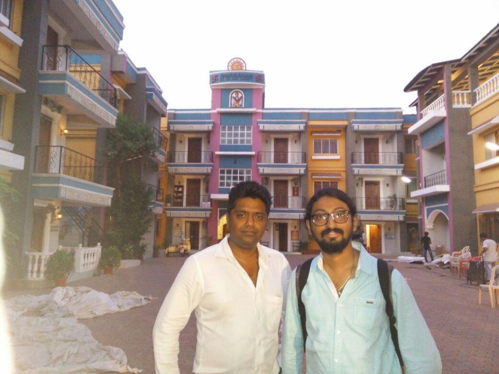 Nilesh and Bijoy
