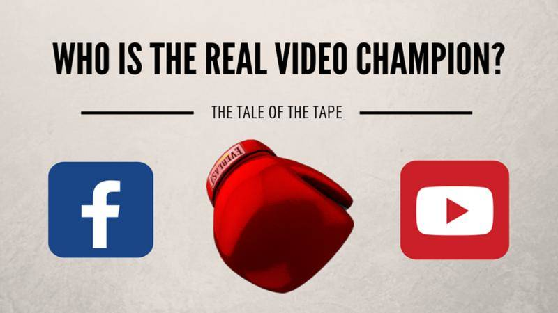 Youtube Vs Facebook Video Marketing