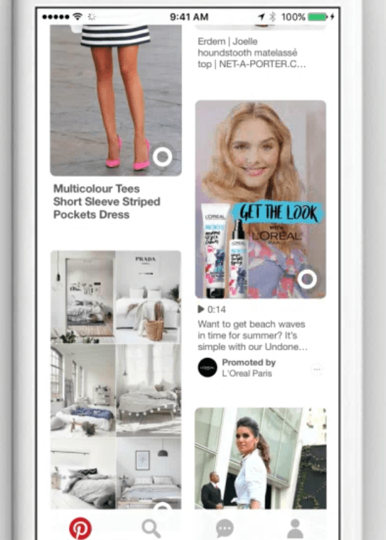 Pinterest for Video Marketing
