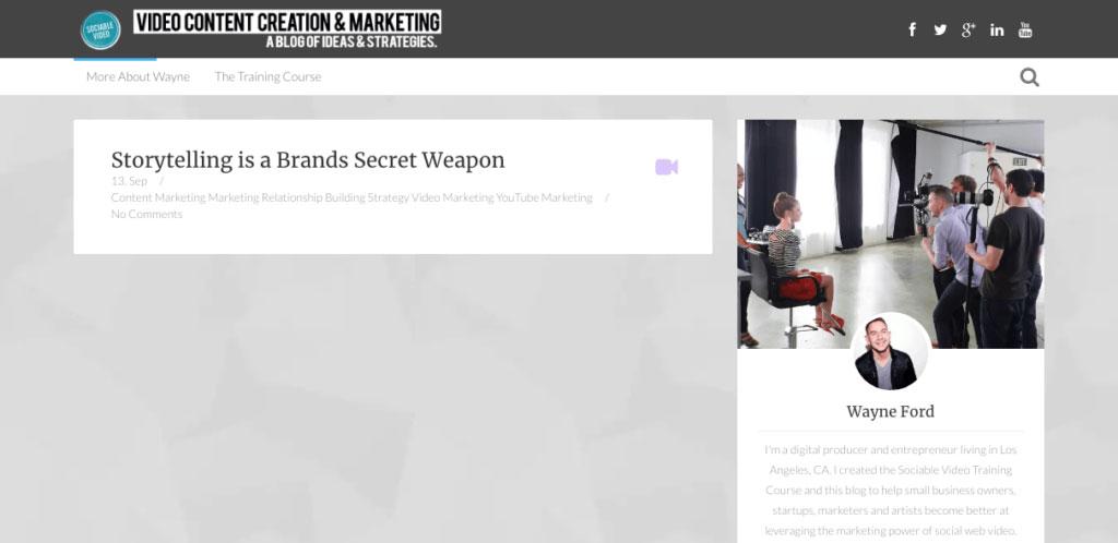 Social Video Marketing Blog