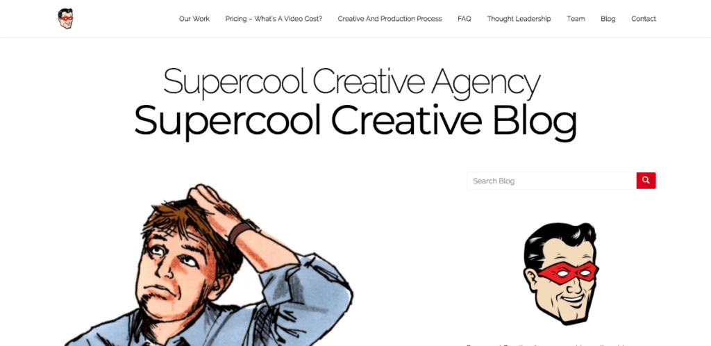 Supercool Creative Agency Blog