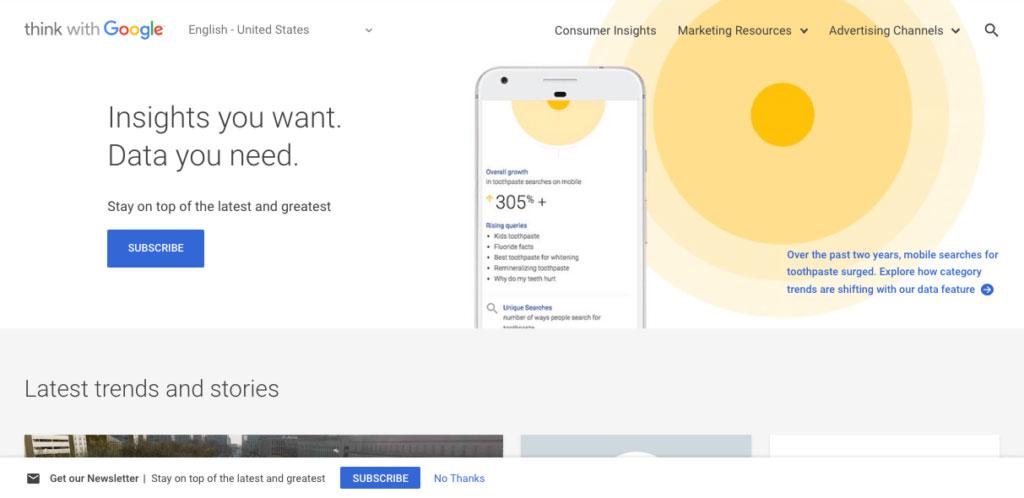 ThinkWith Google