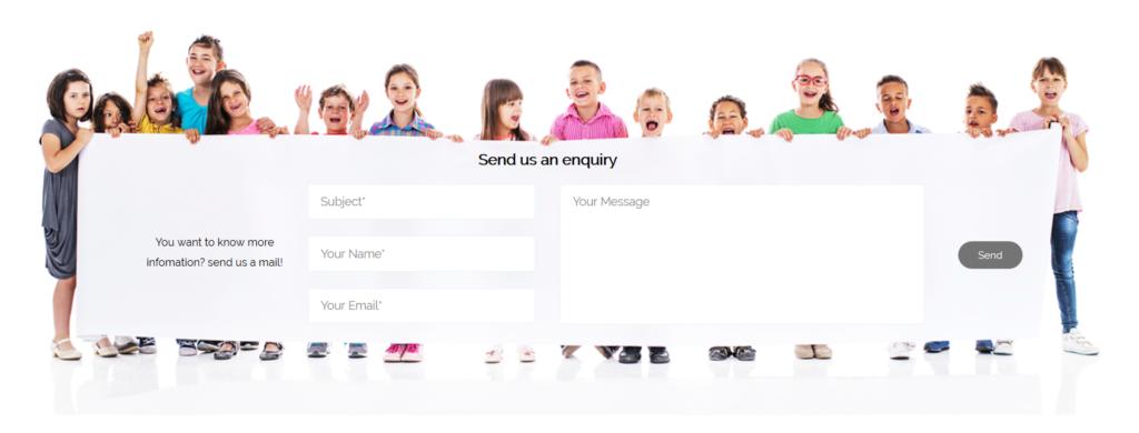 Genius Corner - best contact us pages