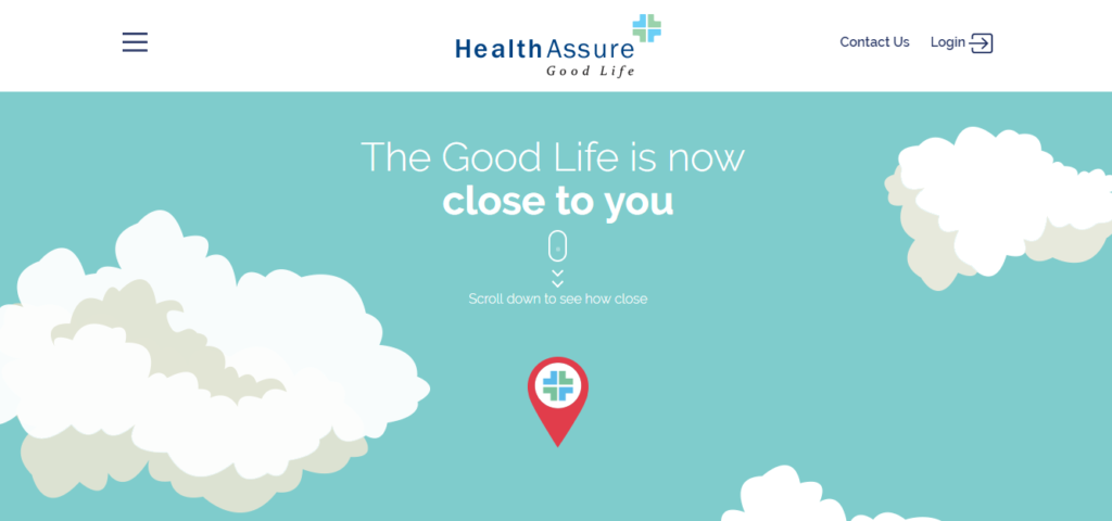 Health Assure - UI/UX Design