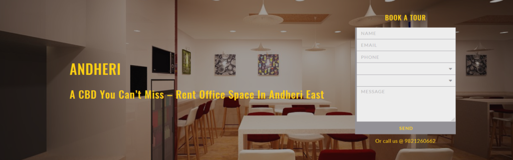 Empire Business Centre - coworking space in andheri east