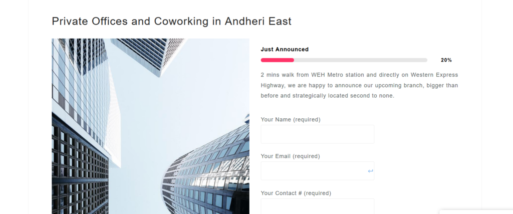Mascots - coworking space in andheri east