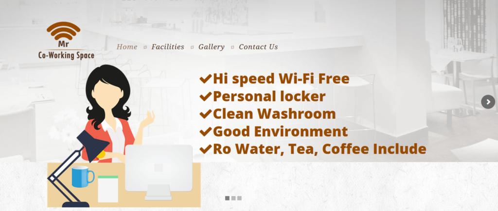 Mr Cowork - coworking space in jaipur
