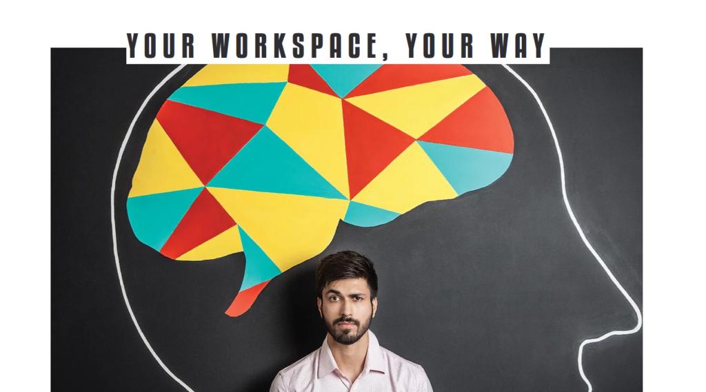 Vorqspace - coworking space in andheri east