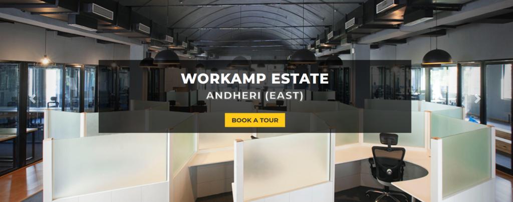 WorkAmp - coworking space in andheri east