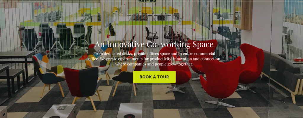 Millionaire Pod - coworking space in andheri east