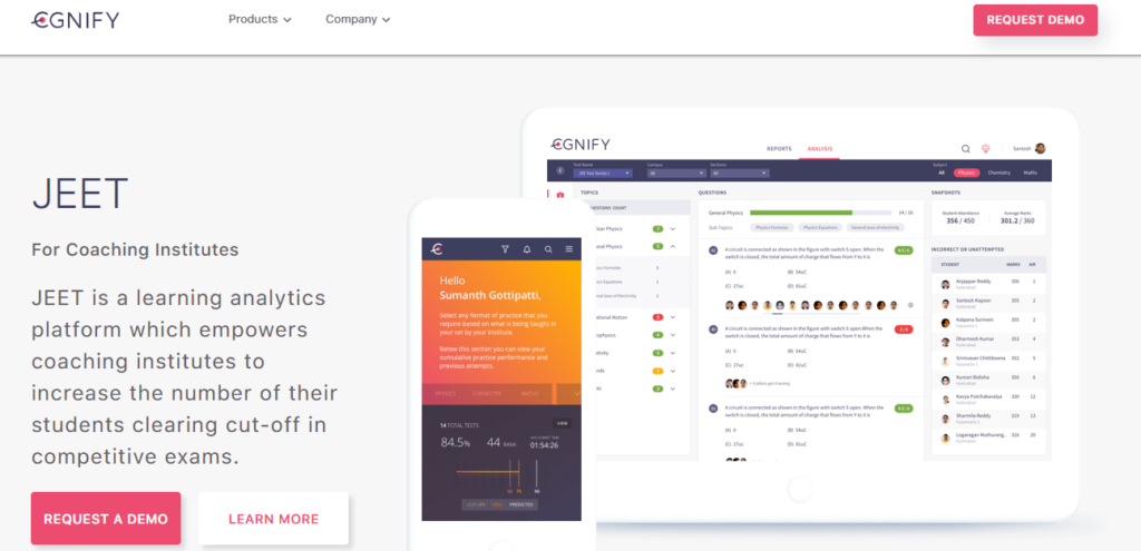 Cgnify - EdTech Startups