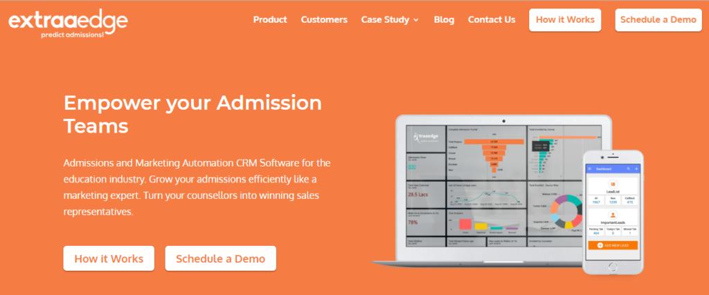 Extraeddge - EdTech Startups