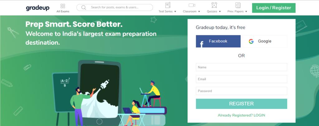 Gradeup - EdTech Startups