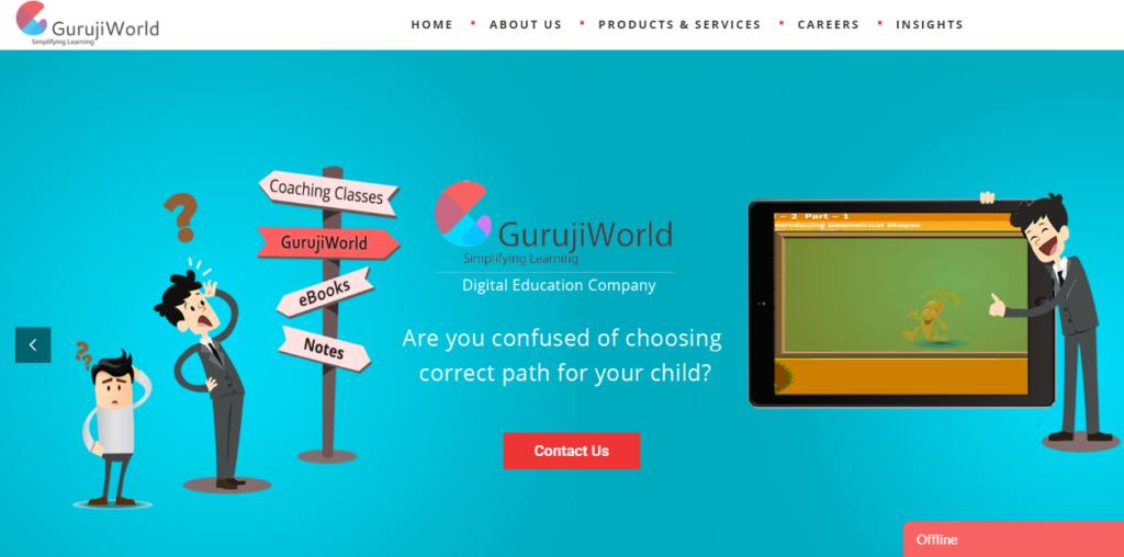 Guruji world - EdTech Startups