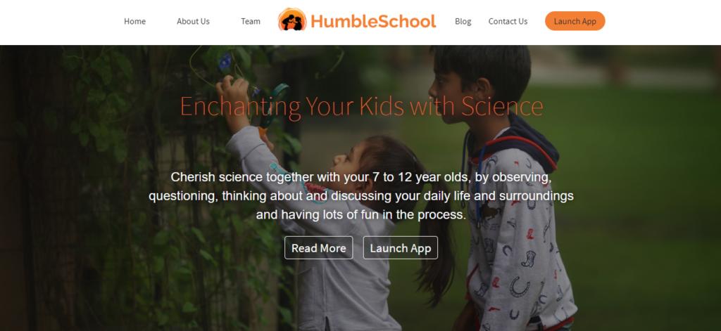 Humble - EdTech Startups