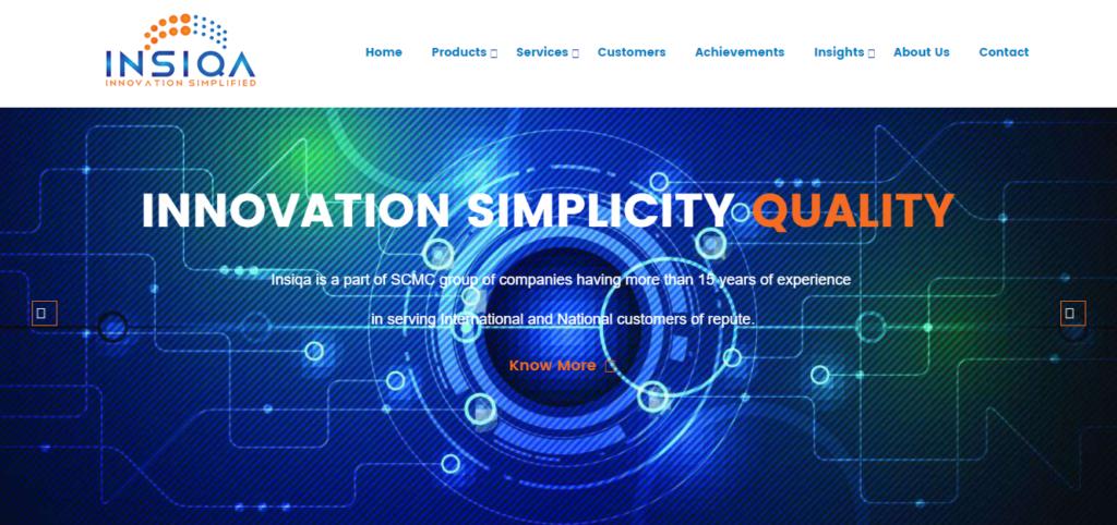 Insiqa - EdTech Startups