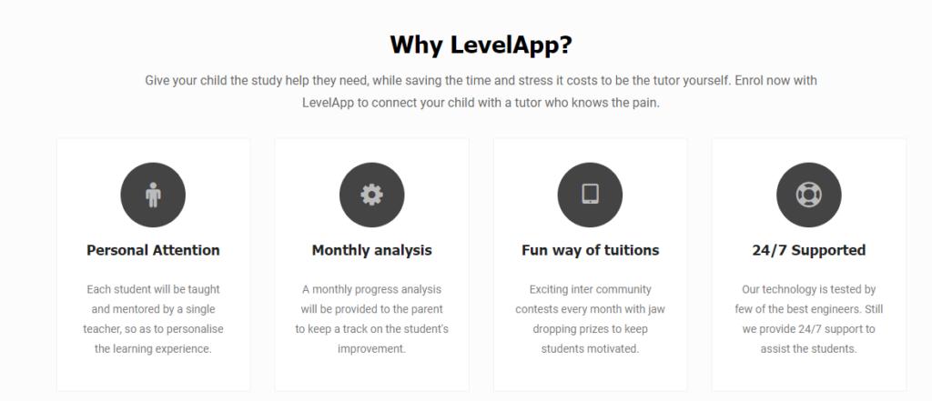 LevelApp - EdTech Startups
