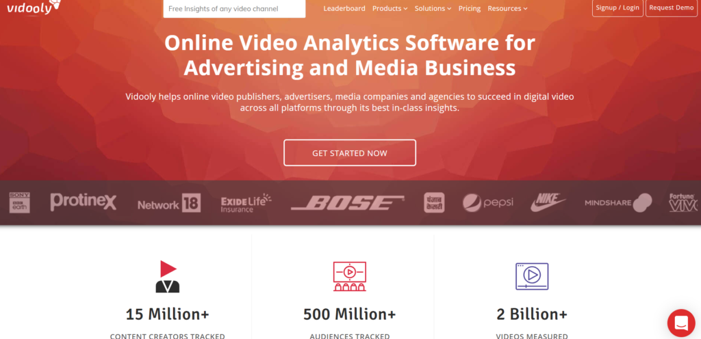 Video analytics tools