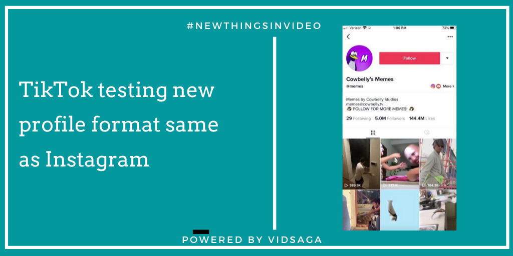 new things in video marketing in february