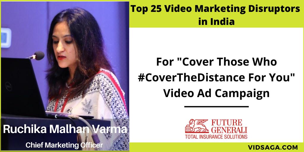 Video Marketing Ad Disruptors India