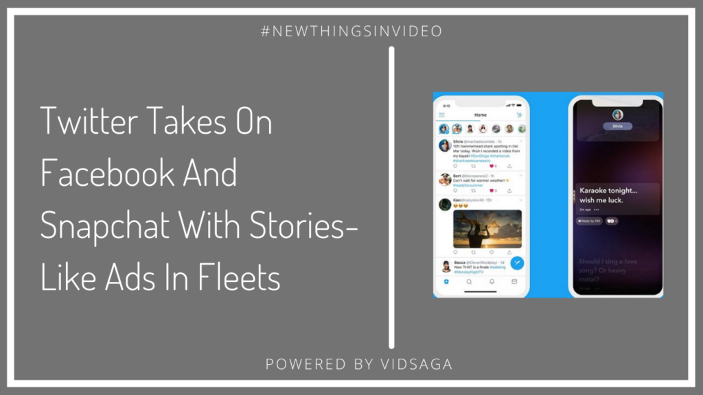 now you can see ads on twitter stories fleets