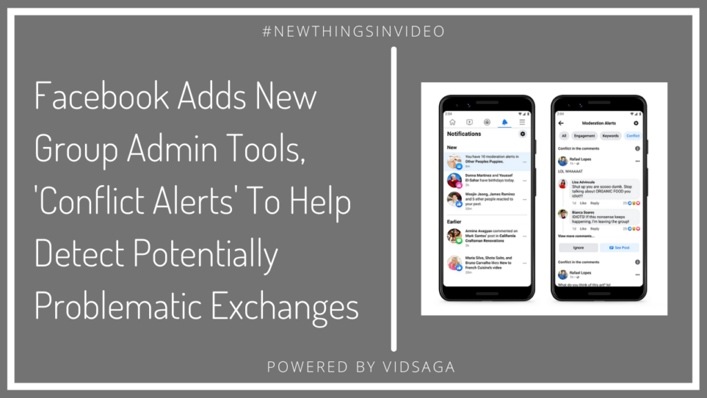 Facebook adds new group admin tool to help to detect potentially problematic exchanges.